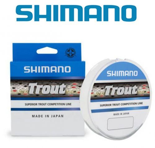 TROUT-300 - Monofilo Shimano Trout Competitiion 300 mt