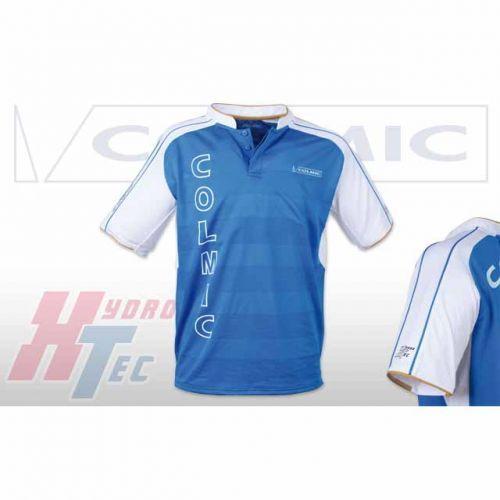 TSH-HYDROTEC - T-Shirt Colmic Hydro-Tec Blu