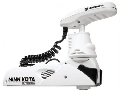 """ULTERRA-112 - Minn Kota Ulterra BT Boost de motor eléctrico de proa del mar 112 lb 72 \"""""""