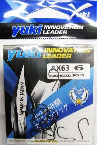 YUKI-AX63 - Ami pesca Surfcasting Bolentino Mare Yuki AX63