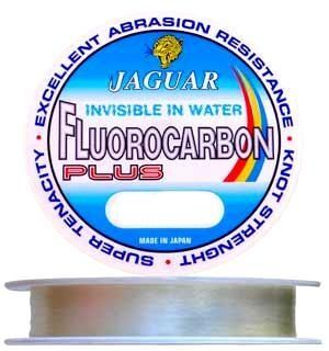 Filo Fluoro Carbon Jaguar Invisibile 100\\% 50 Mt