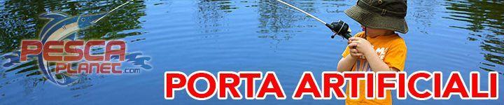 Porta artificiali da pesca pescaplanet - Porta artificiali ...